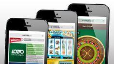 Lotto, Slots und Roulet auf win2day Mobile Spielen