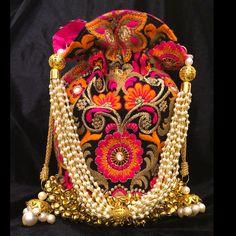 #potli #armcandy #indianweddings #potlibags