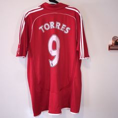 Adidas Other - Replica 2007 Liverpool soccer jersey