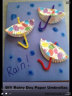 it's raining it's pouring - For all your cake decorating supplies, please visit craftcompany.co.uk