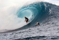 Kelly Slater / Tahiti  / abcNEWS #KellySlater #Tahiti #Volcom #ケリースレーター #ボルコム
