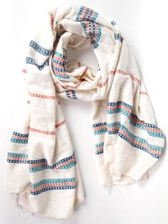 fashionABLE Eden Scarf: Charitable Gifts in Honor of International Women's Day
