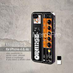 Orange Amp Guitar Bass Jim Root Slipknot iPhone