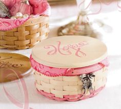 2010 Horizon of Hope basket #vintage