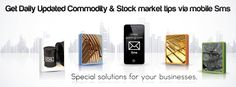 Do You Want to Invest money In mcx market then we will help you to make money on daily basis because we provide accurate #mcxtips, gold tips, base metal tips, precious metal tips,  #stocktips, option tips, #equitytips on your mobile. Our free trading tips helps you to earn more money in short time. Take a free trial of Our Commodity & Stock tips and boost your earnings. For one day free trial, please visit our site at http://www.gaining.com/getfreetrial.php.