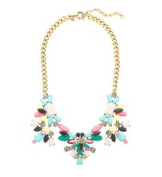 Gorgeous new J.Crew necklace!