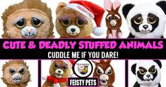 Low cost healthy recipes for two people kids pictures Cute Animals With Funny Captions, Cute Animals Puppies, Cute Stuffed Animals, Happy Animals, Plush Animals, Cute Baby Animals, Funny Baby Gif, Funny Babies, Cute Animal Videos