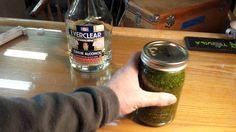 How I make Cannabis Oil, Part 1