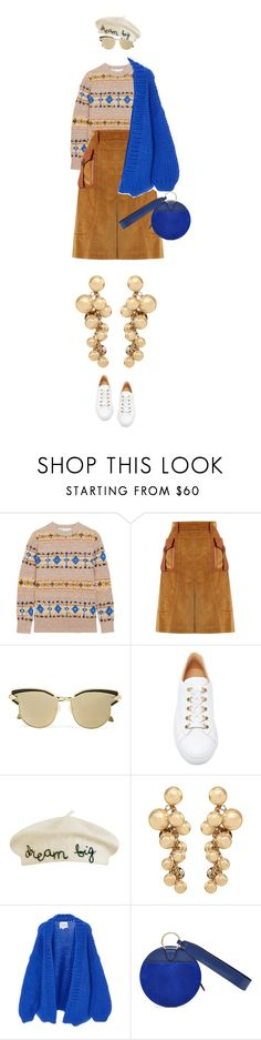 """eva1844"" by evava-c on Polyvore featuring Victoria Beckham, Prada, Karen Walker, Koio, Cynthia Rowley, I Love Mr. Mittens and Diane Von Furstenberg"