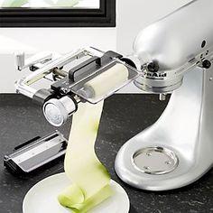 KitchenAid ® Veggie Sheet Cutter Attachment