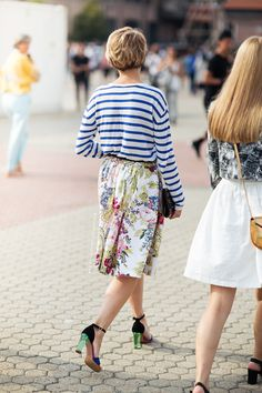 pattern mix stripes & florals