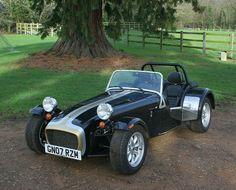 Caterham Car Caterham Cars, Caterham Super 7, Lotus 7, Motor Works, Vintage Classics, Kit Cars, Maserati, Sport Cars, Concept Cars