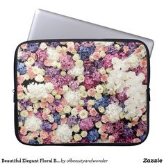 Choose from a variety of Elegant laptop sleeves or make your own! Shop now for custom laptop sleeves & more! Custom Laptop, Best Laptops, Personalized Products, Floral Bouquets, Laptop Sleeves, Elegant, Beautiful, Collection, Flower Bouquets