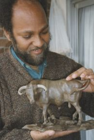 A major brain injury left Alonzo Clemons with a severe intellectual disability. He became an amazing artist.