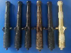 Flintlock Rifle, Chinese Emperor, Big Guns, Tall Ships, Model Ships, Model Building, Scale Models, Sailing Ships, Metal Working