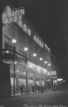 Port Said,Simon Arzt Building,1940's