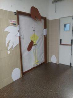 Colegio 2015/16 decoracion puertas