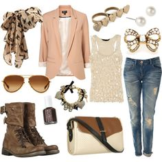 colleenlbarrett.polyvore.com  if i had an unlimited amount of money, this is what my closet would look like.