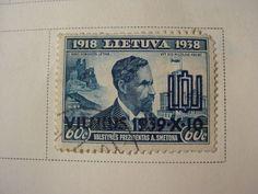 Lithuania Stamp