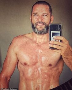 Fully matured: First Dates star Fred Sirieix, 48 made a very raunchy admission about his b...