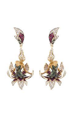 Magerit - Leyenda Collection: Earrings Eclosión