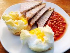 5 Elements of a Healthy Irish Breakfast: Eggs or Baked Beans