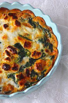 Veggie Recipes, Seafood Recipes, Vegetarian Recipes, Healthy Recipes, Quick Healthy Meals, Healthy Cooking, Vegetarian Casserole, Good Food, Yummy Food