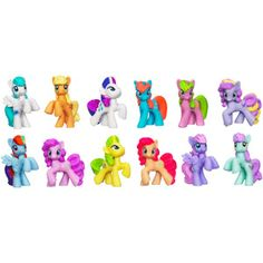 My Little Pony Friendship Is Magic Power Collection Play Set
