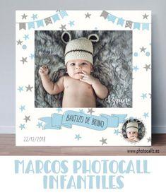 Marcos Photocall Infantiles Galo, Frame, Home Decor, Ideas, Birthday Frames, Souvenirs, Fiestas, Pictures, Bebe