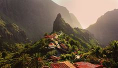 Maska, Spain 20 gorgeous real-life villages which came straight out of fairytales Places Around The World, The Places Youll Go, Places To Visit, Around The Worlds, Tenerife, Wonderful Places, Beautiful Places, Spain And Portugal, Canary Islands