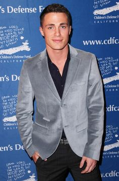 Colton Haynes at the Defense Fund's 22nd Annual Beat The Odds Awards - Arrivals