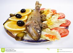 I AM VERY HAPPY BECAUSE TODAY,  I AM GOING TO EAT:  WHITE RICE WITH BEANS,  POTATO SALAD, PICKLED BANANAS & FRESH FISH!  BUENÍSIMO!  DELICIOUS!