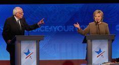 Clinton and Sanders tussle over ISIS, Wall Street ties