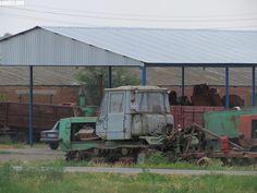 LANGEO.ORG: Т-150 и Нива. T-150 and Niva.