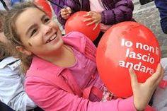 save the children - IO NON LI LASCIO ANDARE!