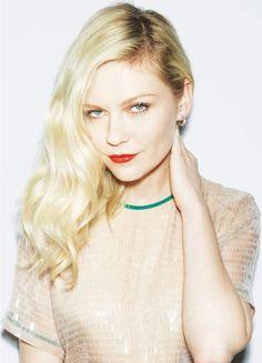 Kirsten Dunst - IO Donna Magazine February 2013