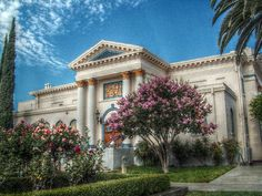 Simi Valley Cultural Arts Center - Lived right down the street.  Always see it when I go home.