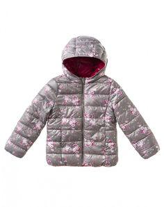 Reversible padded coat - COATS & JACKETS - GIRL - KIDS