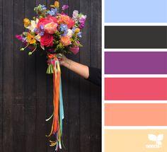 Design Seeds - #colorpalette #colorpalettes #kleuren #kleur #kleurentrends #colour #colours #colour #palette #design For more colour trends 2017 check http://www.wonenonline.nl/interieur-inrichten/kleuren-trends/