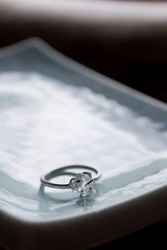 AdaRosman rough cut diamond ring!