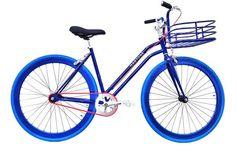 Martone Chelsea Womens Bike Blue - Coveted Gifts - 1