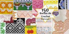 150 Maravillosas Bordas de Crochet