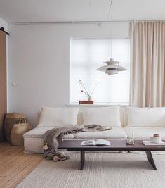 Kitchen - and Furniture Design ( Nordic Interior, Entryway Bench, Interior Inspiration, Furniture Design, Couch, Living Room, Kitchen, Instagram, Videos