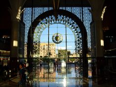 Marrakech train station, Morocco