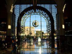 Marrakech train station, Morocco