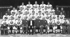 The 1990-1991 New York Islanders.