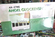 Angel AX27NG 27 Note Chromatic Glockenspiel with Case & Beaters Kualitas Oke @ 345.000,- Hub.021.5565.5646 Pin:23691acb