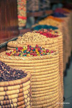 The Souk in Marrakesh Yana Stancheva, via Flickr