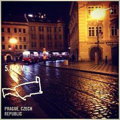 #nikeplus #latepost #april2014 #run #myrun #running #eveningrun #czech #prague #praha #czechrepublic #april2014 #ilovepraha #iloveprague