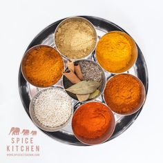 Ten Moroccan Spices and Spice Tin - Gift for Foodie - Ras El Hanout - Baharat - Spice Tin - Spice Rack Box - Masala Dabba - Tagine Spices Moroccan Spices, Moroccan Dishes, Ras El Hanout, Spice Tins, Tin Gifts, Spice Blends, Spice Things Up, Moroccan Recipes, Bay Leaves